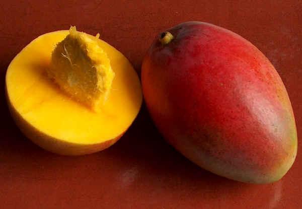 Для похудения полезна шкурка манго